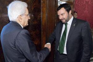 Arrivata la Firma del Decreto Sicurezza - Salvini Esulta per la Vittoria Politica.