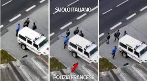 Francia, migranti scaricati al confine italiano. Salvini, vogliamo chiarezza