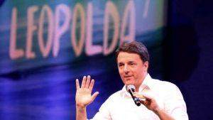 """Renzi chiude Leopolda, """"siamo quelli che non mollano"""""""