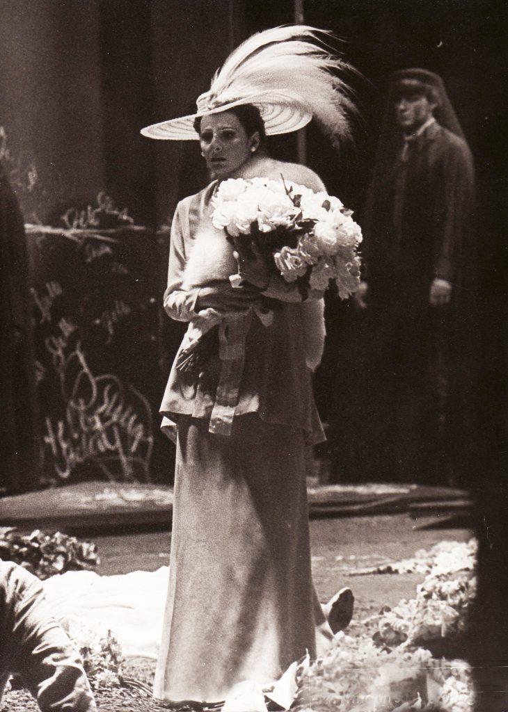 """Lucia Aliberti in """"Les Contes d'Hoffmann"""" alla Deutsche Oper di Berlino"""